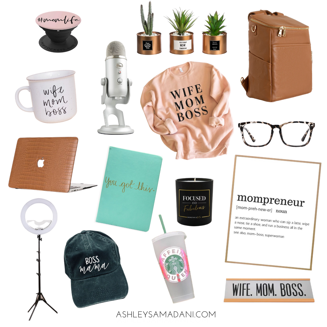 The Ultimate Mompreneur Gift Guide