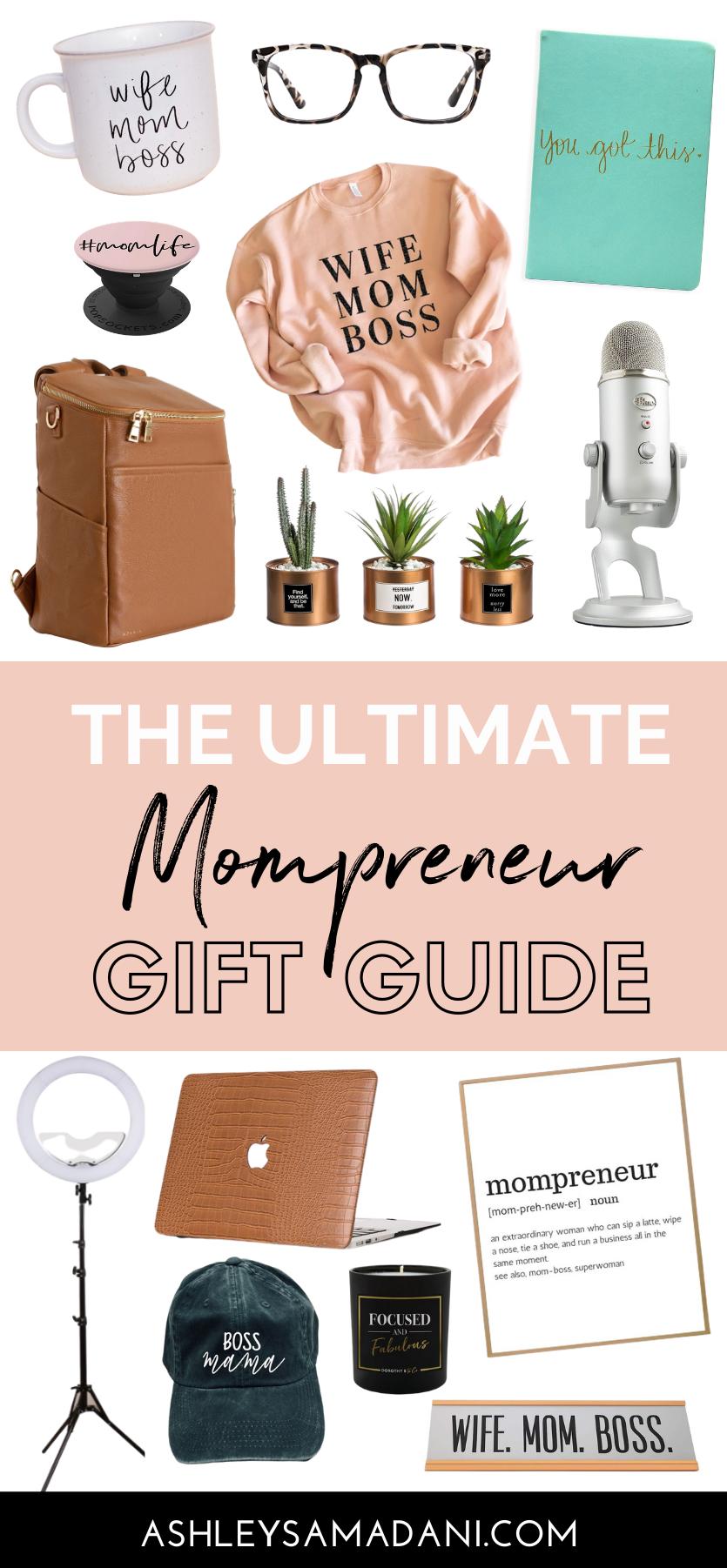 Mompreneur Gift Guide