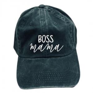 Mompreneur Gift Guide boss mama hat